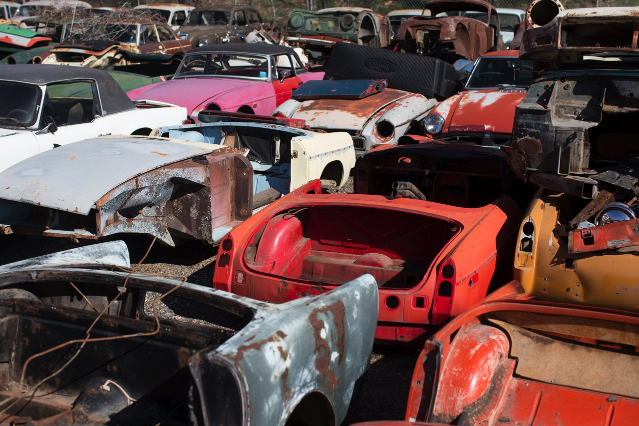 Need Parts for your British Sports Car? Got them in Denver! | Sports Car Craftsmen ...