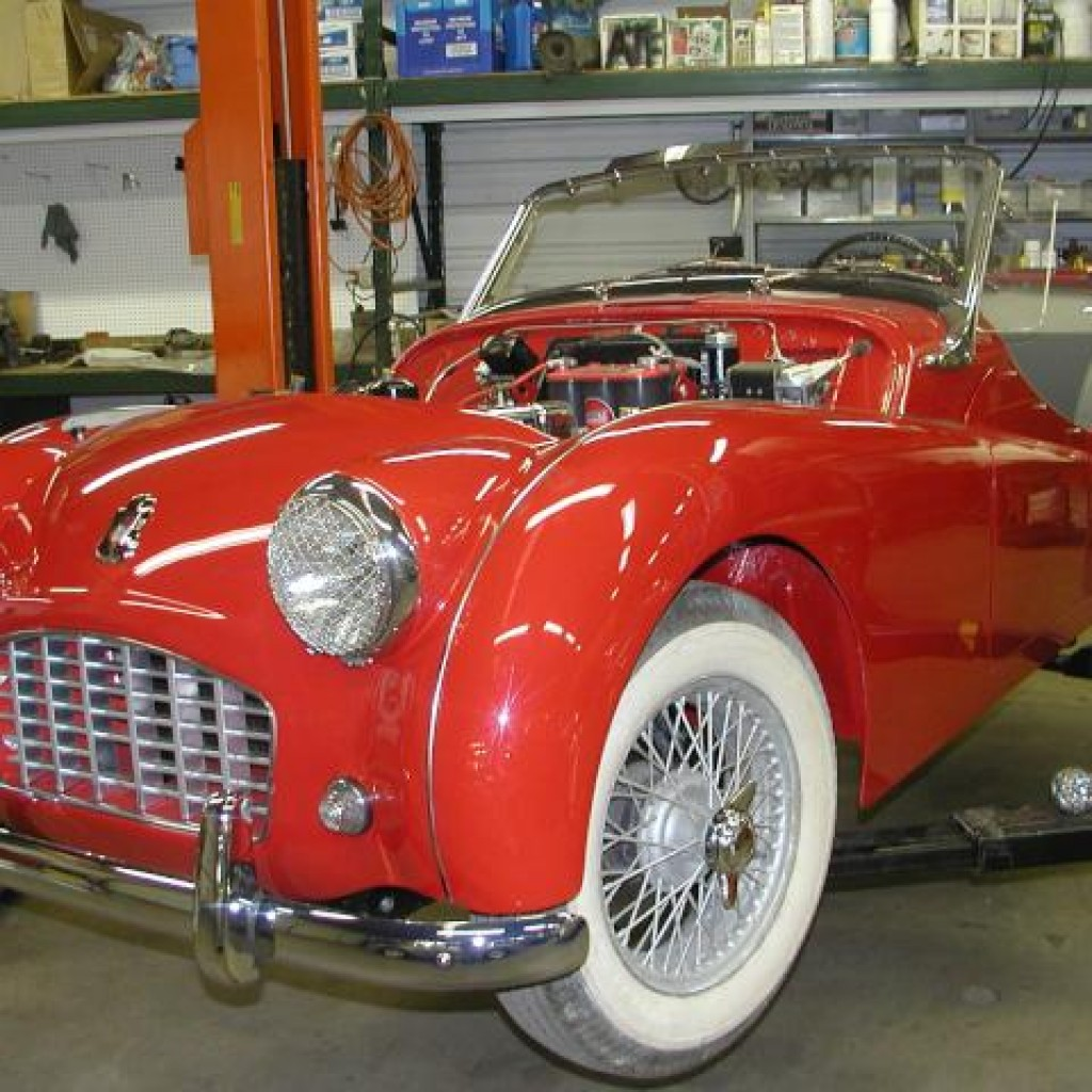 Need Parts For Your Vintage British Sports Car? | Sports Car Craftsmen|British Car ...