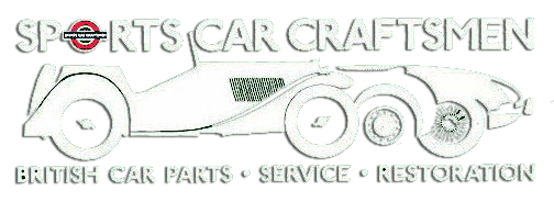 Sports Car Craftsmen|British Car Parts, Service, Restoration