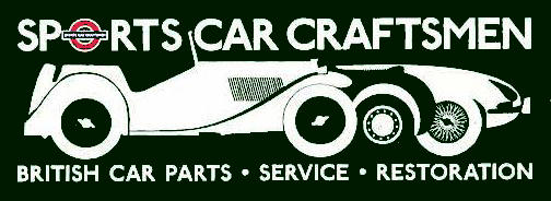 Sports Car Craftsmen Logo