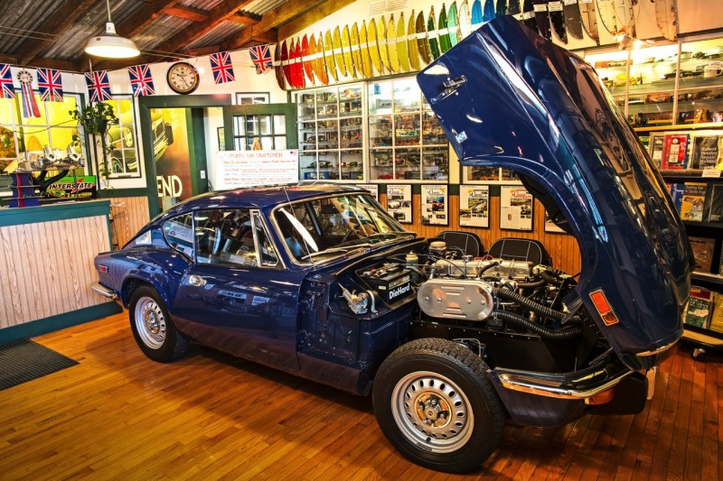 Everything You Need For Your British Classic Sports Car | Sports Car Craftsmen|British ...
