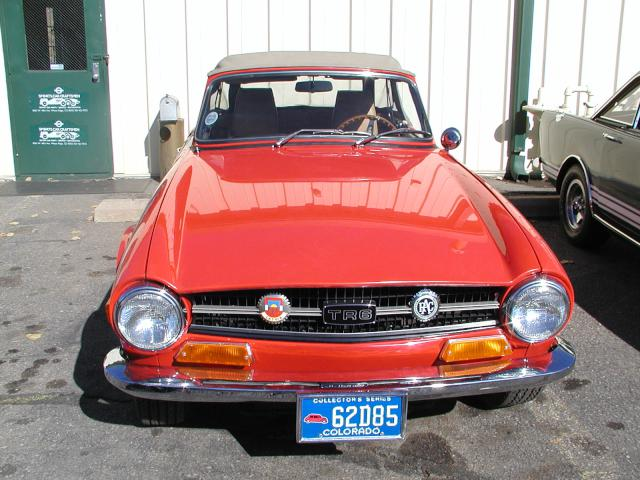 How to buy a TR6 (as featured in Classic Motorsports) 4