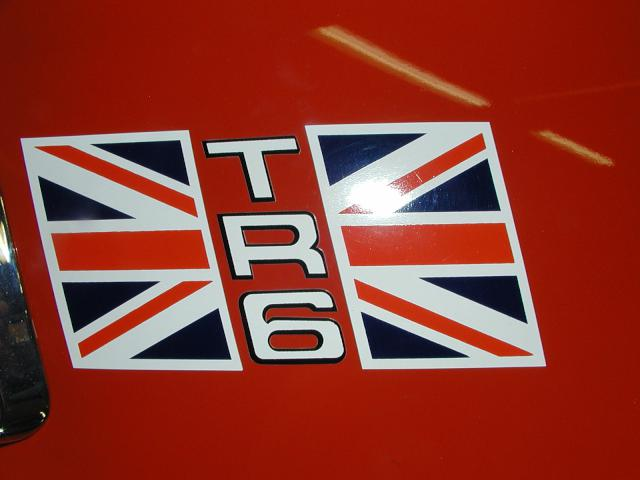 How to buy a TR6