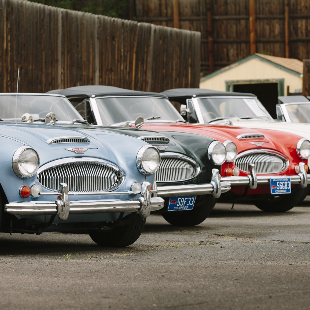 All You Need For Your Vintage British Sports Car In Colorado | Sports Car Craftsmen ...