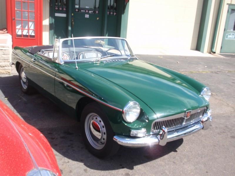 Restoration Services For Your Vintage British Sports Car | Sports Car Craftsmen ...