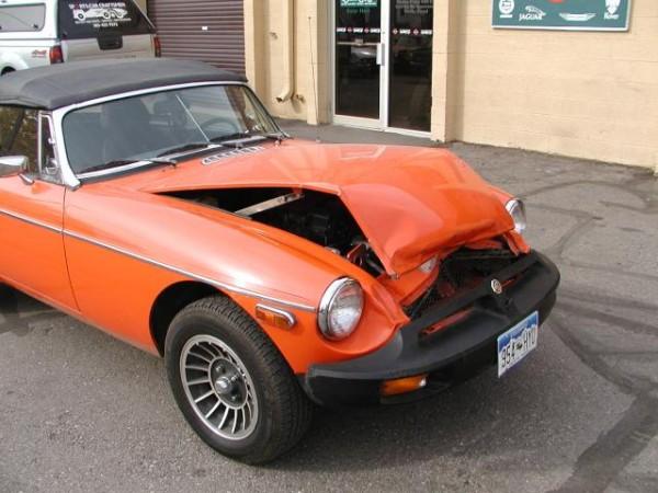 Repair Damaged Car Gran Turismo Sport