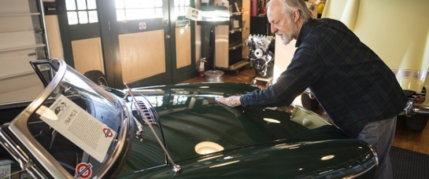 A Timeline: The Perfect Restoration of a 1963 MGB Roadster