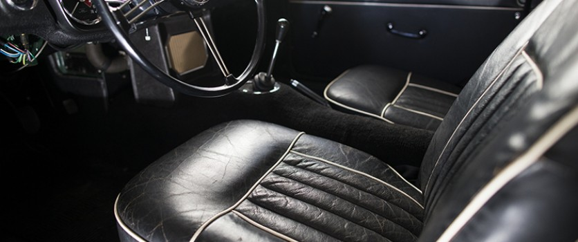 Restoring 1963 MBG Bucket Seats to Original Condition