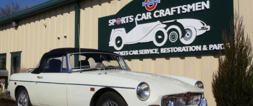 Restore Your British Sports Car in 2015
