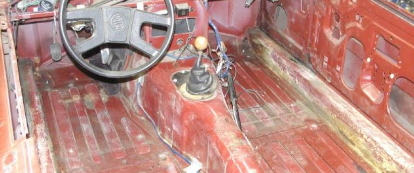 We Repair Rust Damage and Restore British Sports Cars