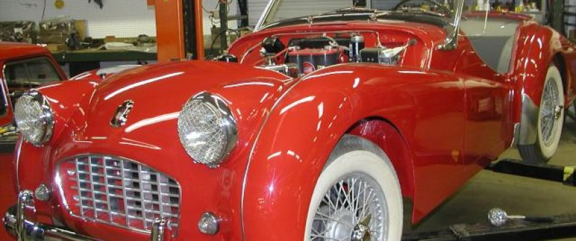 Need Parts For Your Vintage British Sports Car?
