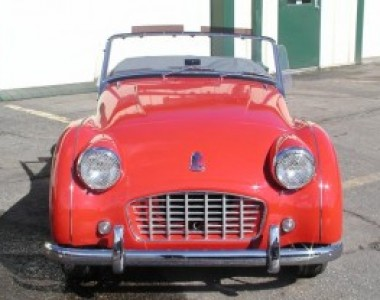Red '57 TR3