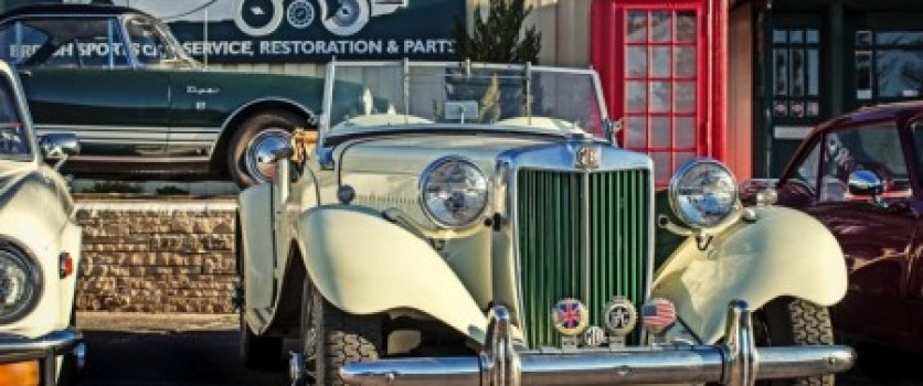 Vintage British Sports Car Buying Tips: After you buy it