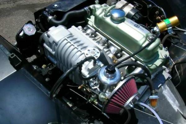 Supercharged Bugeye | Sports Car Craftsmen | Sports Car Craftsmen